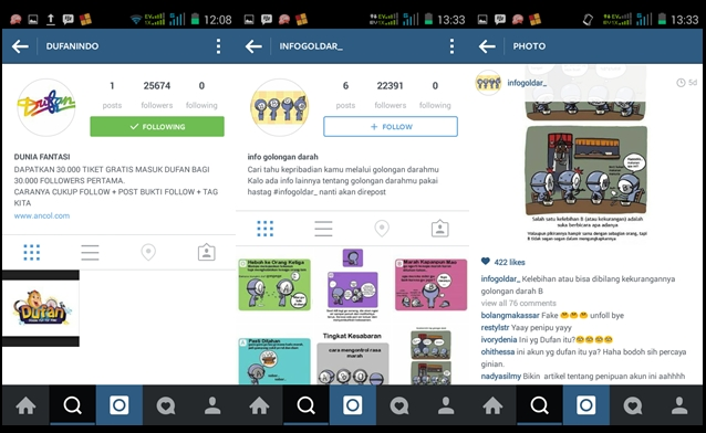Penipuan Di Instagram Nisa Nadya Silmy
